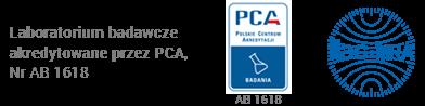 Laboratorium badawcze akredytowane przez PCA