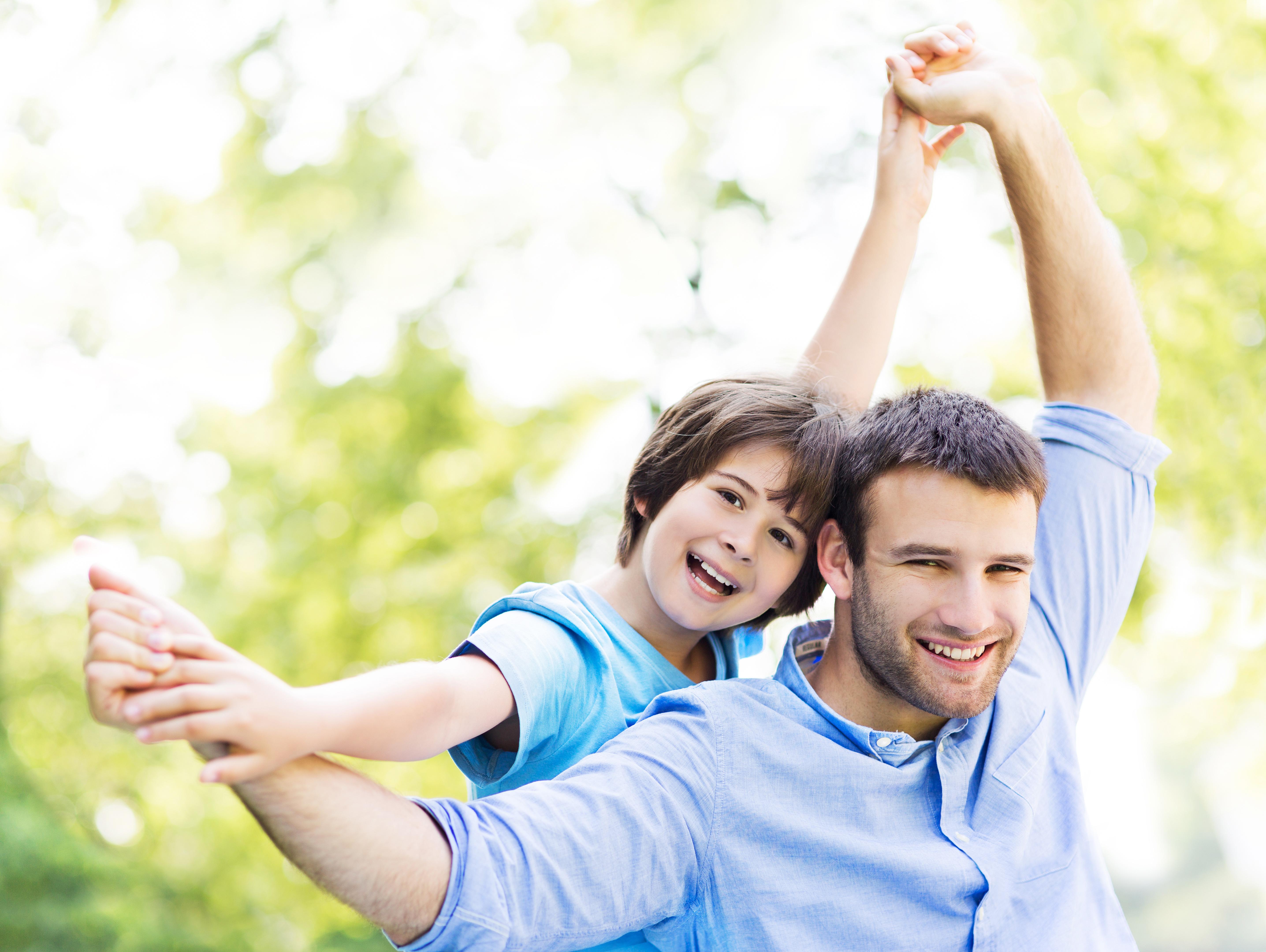 artykuły o testach na ojcostwo