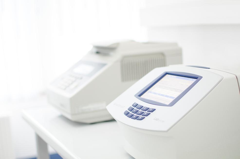 Laboratorium testDNA
